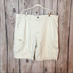 🌕4/$15🌕Levi's Straus Khaki Cargo Shorts